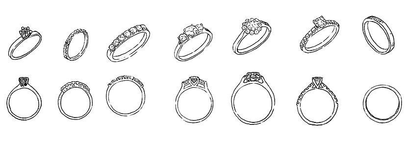 Rings - Learn more about rings - Buy Engagement Rings